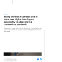 Pandemic hitting young kids hard during virtual learning _ localmemphis.com.pdf